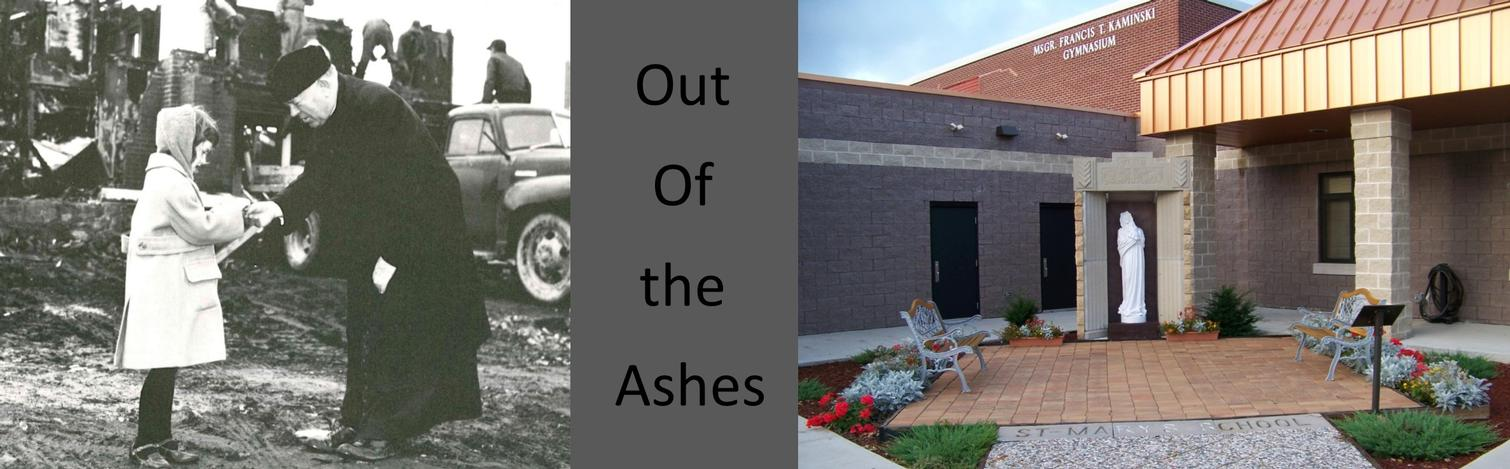 Out of the Ashes Gray