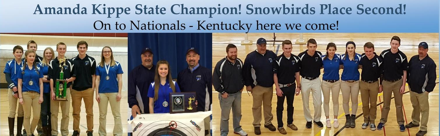 Archery State Champs